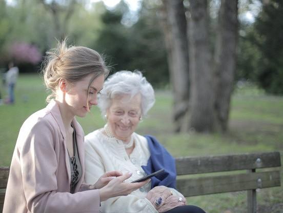 Jums vienmēr būs nepieciešama jūsu mamma, lai cik vecs jūs būtu