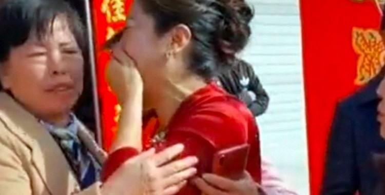 Kaut kas neticams notiek kāzu dienā, māte sava dēla līgavā ierauga kaut ko neticamu