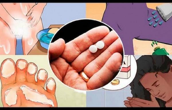 Desmit triki, kurus varat pielietot, izmantojot aspirīnu. Tas jāzina ikvienai sievietei!