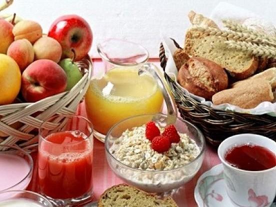 Lieliska diēta – enerģētiskas brokastis notievēšanai