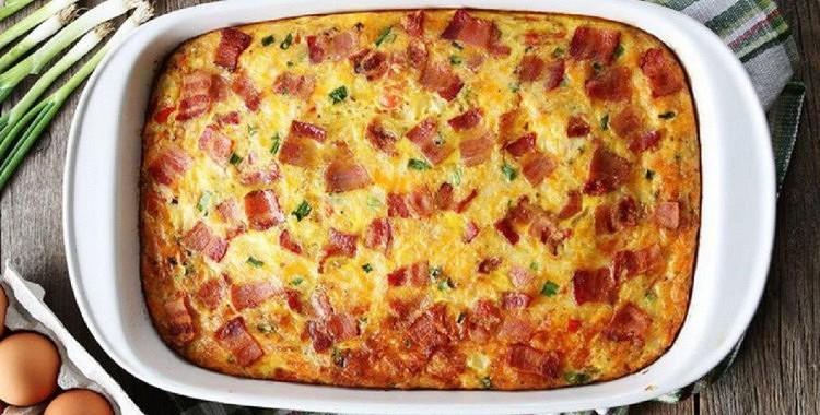 """Apetīti rosinoši un sātīgi kartupeļi """"a la karbonara"""". Jūs vairs nevēlēsieties gatavot kartupeļus citādāk!"""