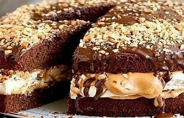 "Torte ""SNICKERS"""