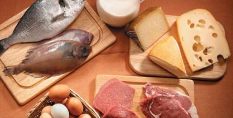 Olbaltumvielu ēdienkarte notievēšanai vienai nedēļai