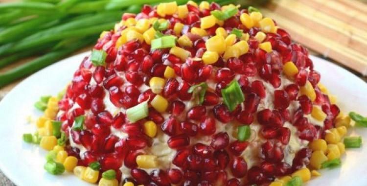 Ļoti garšīgi salāti Jaunā gada sagaidīšanai