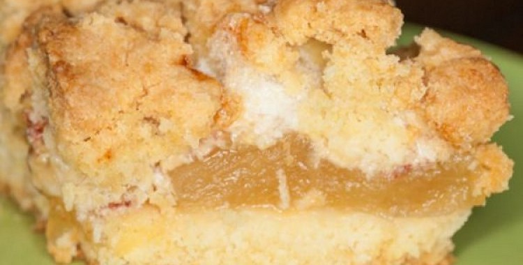 Ābolu drupaču kūka