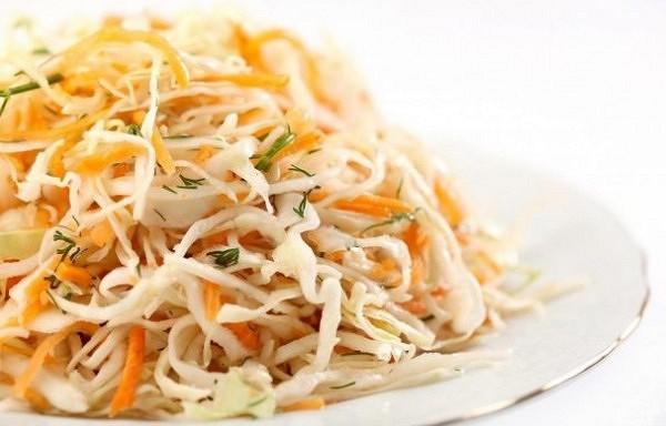 Asie kāpostu salāti