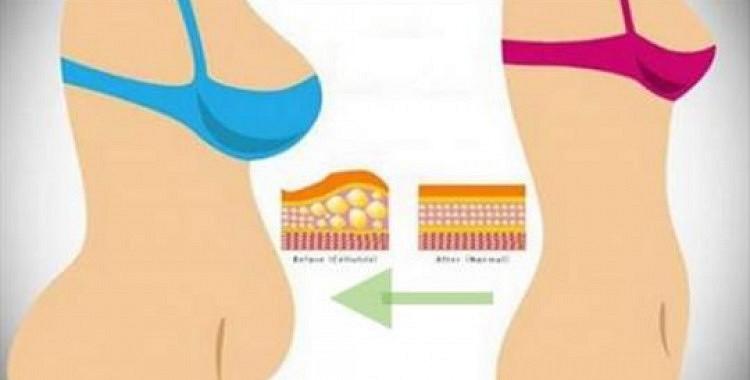 Atbrīvojieties no liekajiem taukiem, izmantojot japāņu tievēšanas metodi.