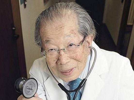 105 gadus vecais japāņu ārsts atklāj ilgas un laimīgas dzīves noslēpumus
