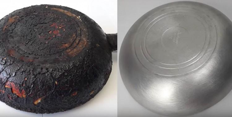 Atklāsim jums noslēpumu – kā viegli attīrīt pannas, katlus un citus traukus no taukiem