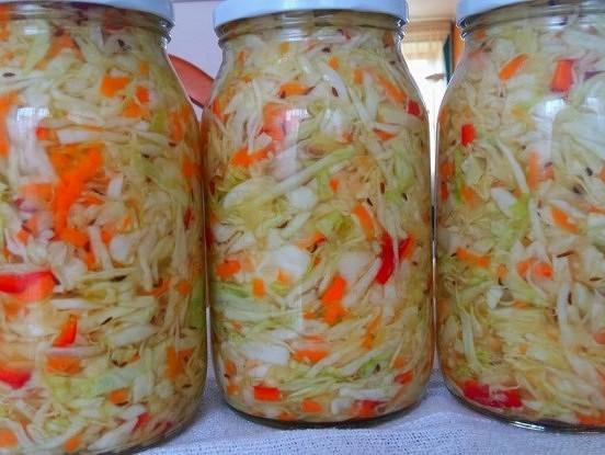 Tik garšīgus kāpostu salātus vēl nebūsiet ēduši