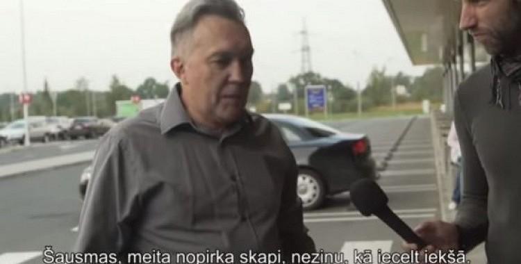 Smieklīgākā intervija: Ko latvieši dara jaunajā IKEA veikalā